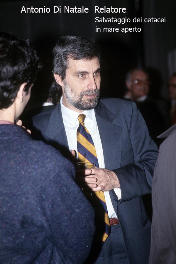 Antonio Di Natale Biologo.Biennale 1995 Dal 9 All 11 Febbraio Mauro E Franca