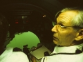 22- J.Piccard + Roger Thiébaud nel Forel