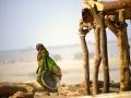 Sudan- donna a Kartoum- Pag.d'acqua