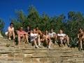 Giannutri - gruppo sull'isola 15